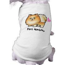 Fart Machine (pomeranian) T-Shirt