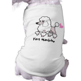 Fart Machine (poodle show cut) Shirt