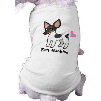 Fart Machine (Rat Terrier / Toy Fox Terrier) Shirt