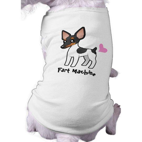 Machine Rat Terrier Toy Fox