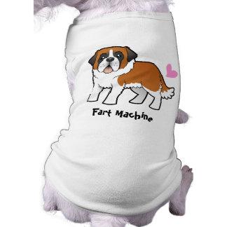 Fart Machine (Saint Bernard) Pet Clothes