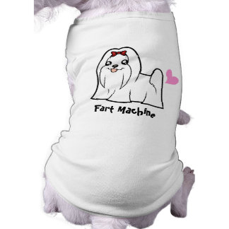 Fart Machine (show cut maltese) Shirt