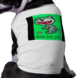 Fart para usted camisa de perrito