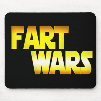 Fart Wars Mouse Pad