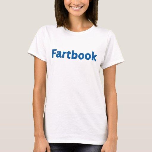 Fartbook Playera