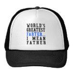 Farter más grande del mundo… Significo los gorras