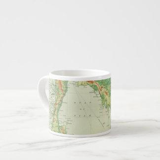 Farther India Espresso Cup
