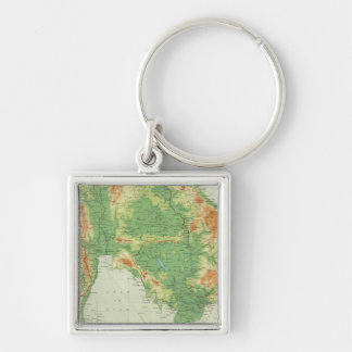 Farther India Keychain