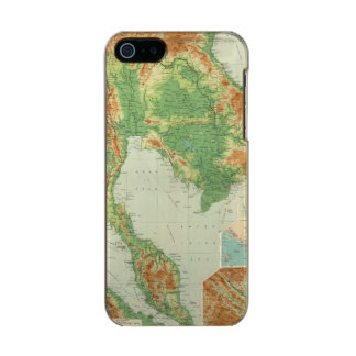 Farther India Metallic Phone Case For iPhone SE/5/5s
