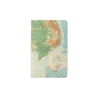 Farther India Pocket Moleskine Notebook