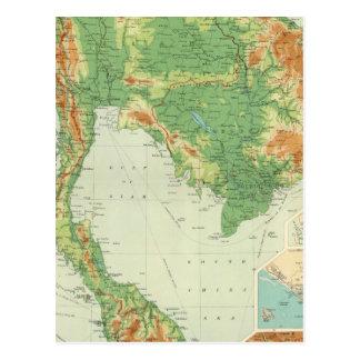 Farther India Postcard