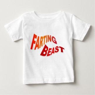 FARTING BEAST - hilarious innuendo humor T Shirt