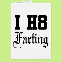 farting card