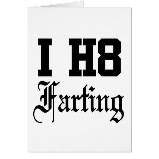 farting greeting cards
