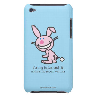Farting is Fun Barely There iPod Cover