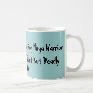Farting Ninja Warrior Silent but Deadly Mug
