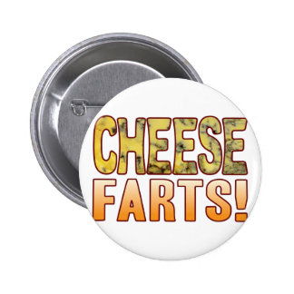 Farts Blue Cheese Pinback Button
