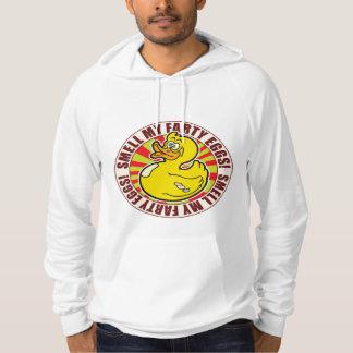 Farty Eggs el pato Sudadera