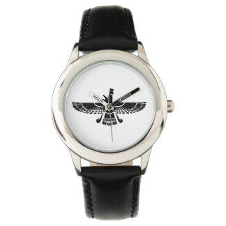 Farvahar en el acero inoxidable relojes de pulsera