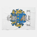 Fasano Family Crest Hand Towels