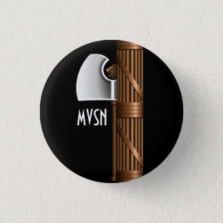 Fasces lictoriae  MVSN Fascist Mussolini Pinback Button