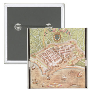 Fascimile de un plan de Le Havre Pin
