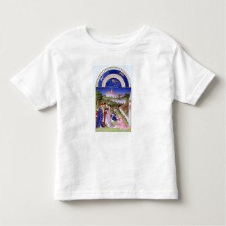 Fascimile of April' T Shirts