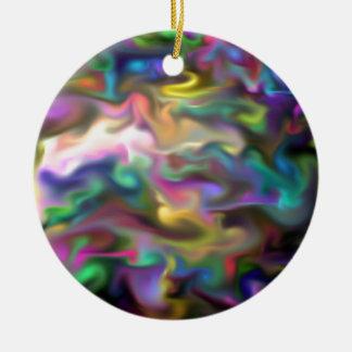 fascinating fluid christmas tree ornaments