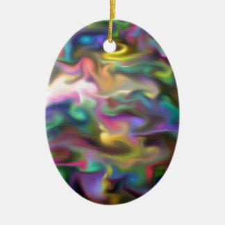 fascinating fluid ornament