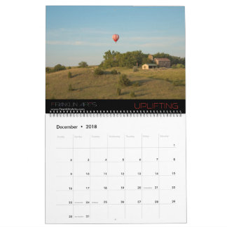 Fascinating Nature Landscapes & Seascapes Calendar