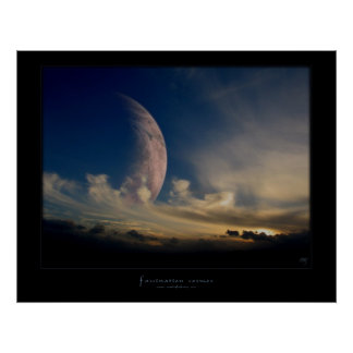 Fascination Cosmos Posters