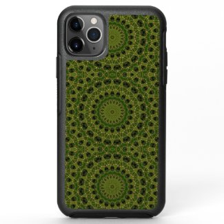 Fascination mushroom kaleidoscope OtterBox symmetry iPhone 11 pro max case