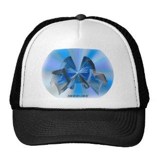 fascinator every day wear 3D DDD effects Trucker Hat