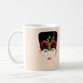 Fascinators - Cossack Classic White Coffee Mug