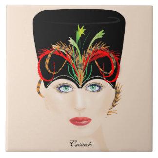Fascinators - Cossack Tile