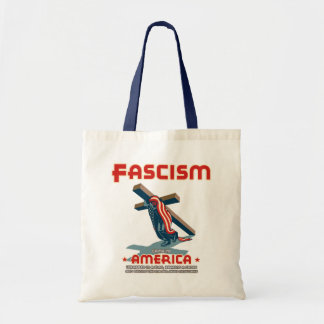 Fascism Came Wrapped Tote Bag
