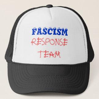 FASCISM , RESPONSE TEAM TRUCKER HAT