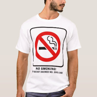 Fascist Decree T-Shirt