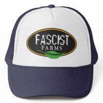 FASCIST FARMS TRUCKER HAT