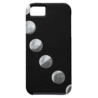 Fases de la luna iPhone 5 Case-Mate cárcasa