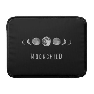 Fases de la luna * Moonchild Funda Para Macbook Air