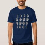 Fases de la luna poleras