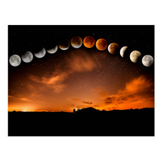 fases de la luna postales