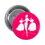 Fashiion Silhouette Buttons