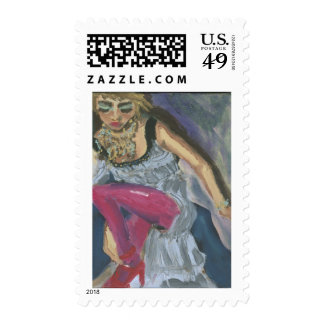 fashion2a postage stamps