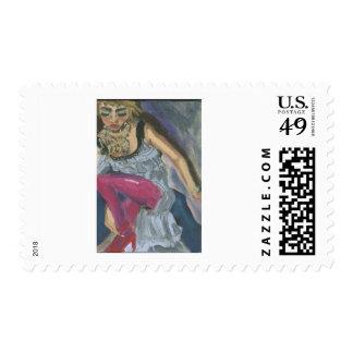 fashion2a stamp