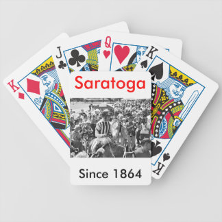 Fashion Alert wins the Schuylerville Bicycle Playing Cards