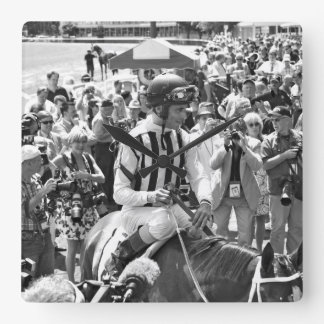 Fashion Alert wins the Schuylerville Square Wall Clock