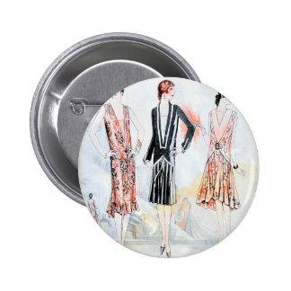 Fashion, April, 1928 Button