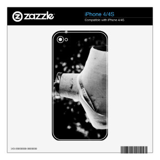 fashion back outdoors decal for the iPhone 4